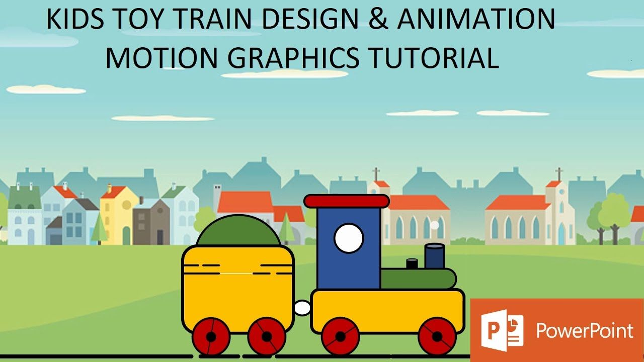 Kids toy train design and animation motion graphics in powerpoint kids toy train design and animation motion graphics in powerpoint 2016 toneelgroepblik Images