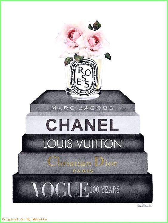 Vintage De Luxe Nos Meilleures Adresses Fond D Ecran Chanel Fond D Ecran Telephone Art Chanel