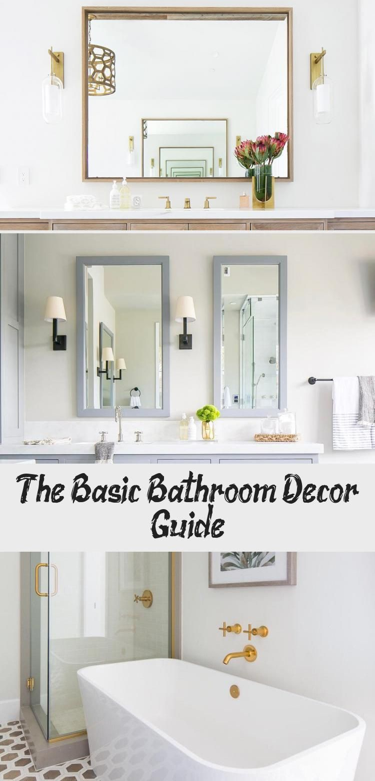 Photo of The Basic Bathroom Decor Guide – bathroom