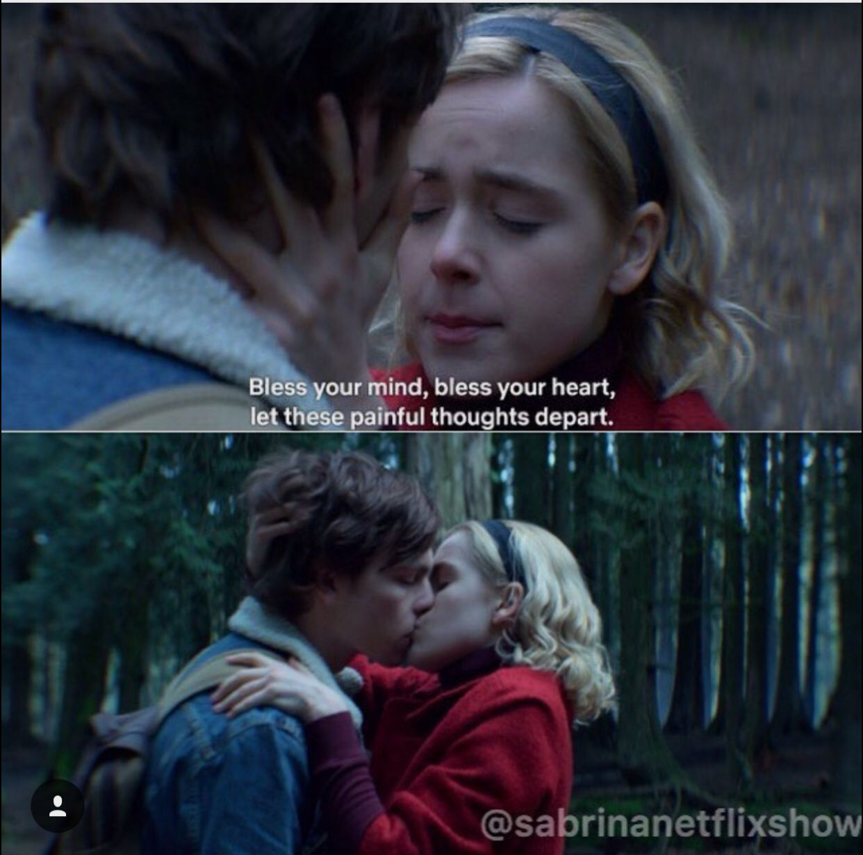 Sabrina And Harvey