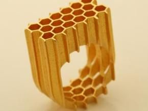 Beewax in Stainless Steel