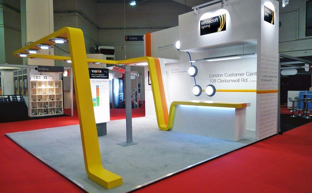 Creative Exhibition Stand Design : Photo of ignition manchester united kingdom creative