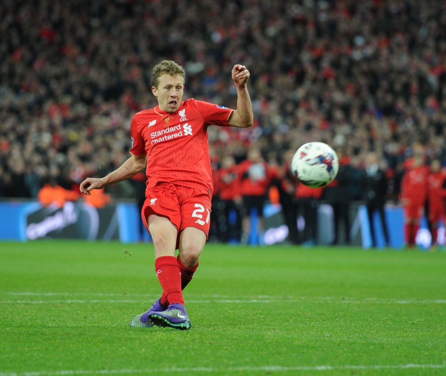 Liverpool v Manchestri City vo finále vo Wembley Capital One Cup - Liverpool Echo