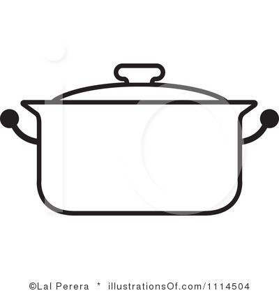 clip art black and white royalty free rf pot clipart rh pinterest com pot clipart pot clipart black and white