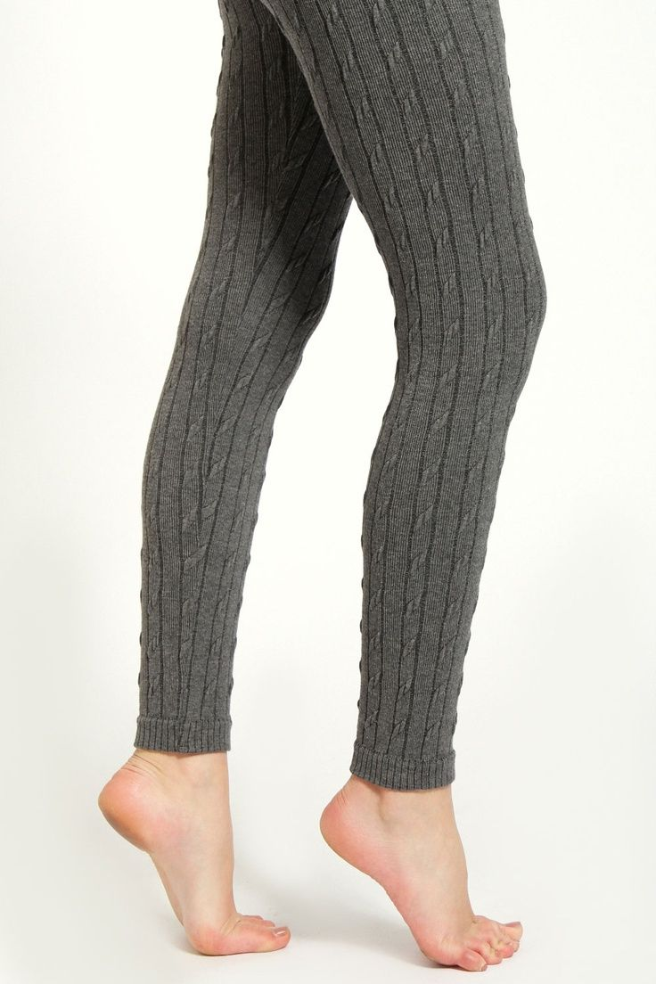 Cable Knit Sweater Leggings Plus Size Cable Knit Sweaters Cable