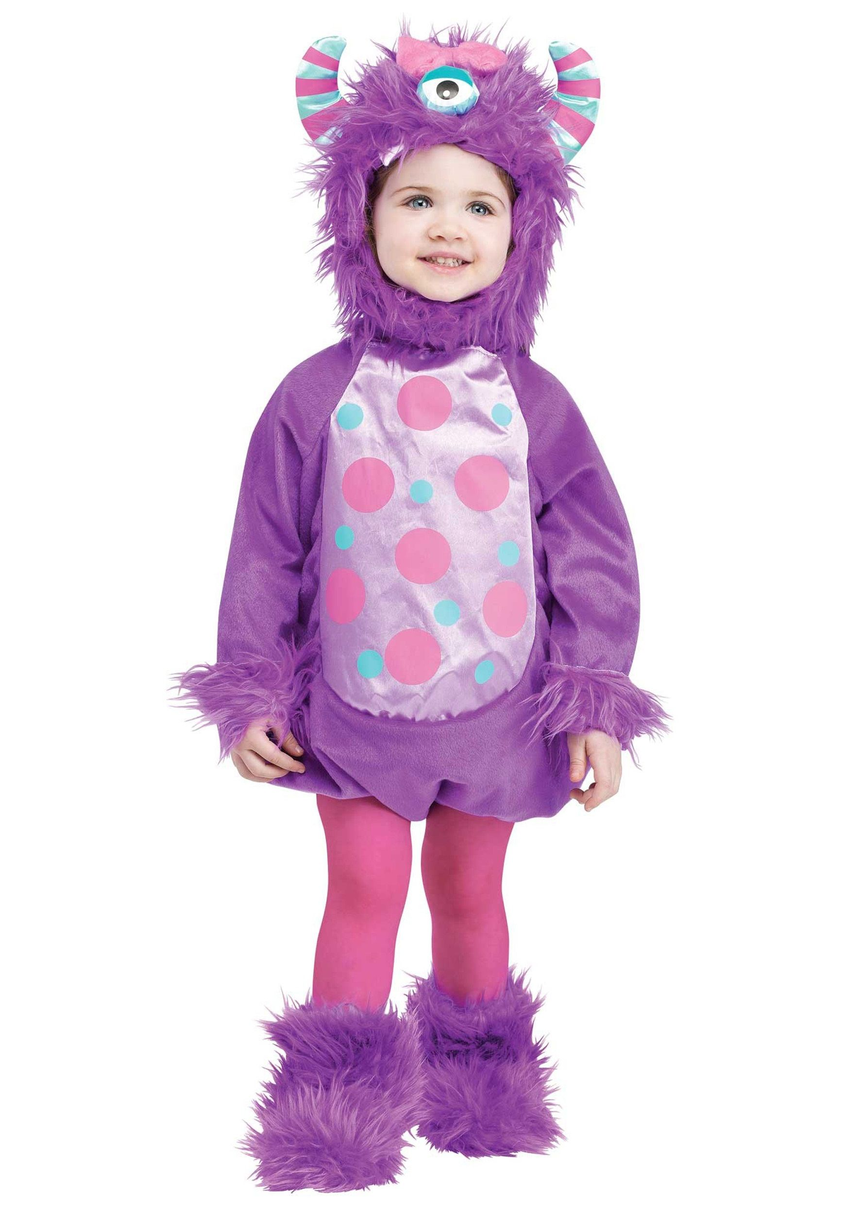 Infant Monster Baby Purple Costume | costumes | Pinterest | Disfraz ...