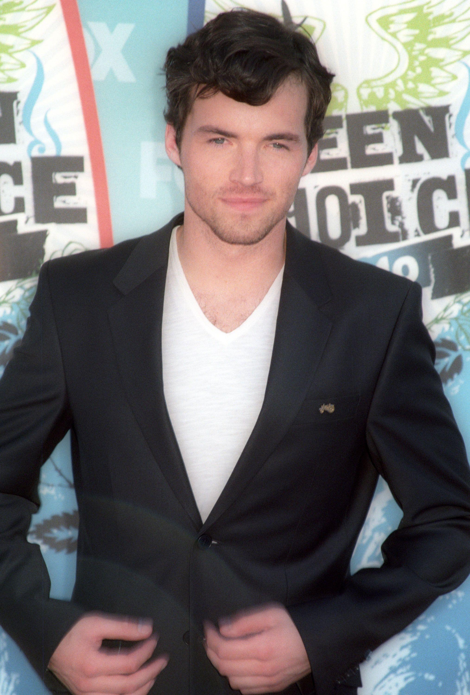 Ian Harding 2010