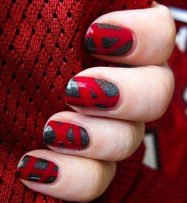 Lovely 100 Damn Cool Nail Art Designs To Try In 2017