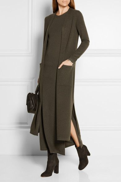 Theory | Cashmere maxi dress | NET-A-PORTER.COM | Chic 3 ...