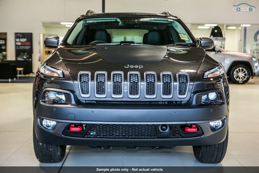 2014 Jeep Cherokee Trailhawk Sports Automatic (Rel. Jun