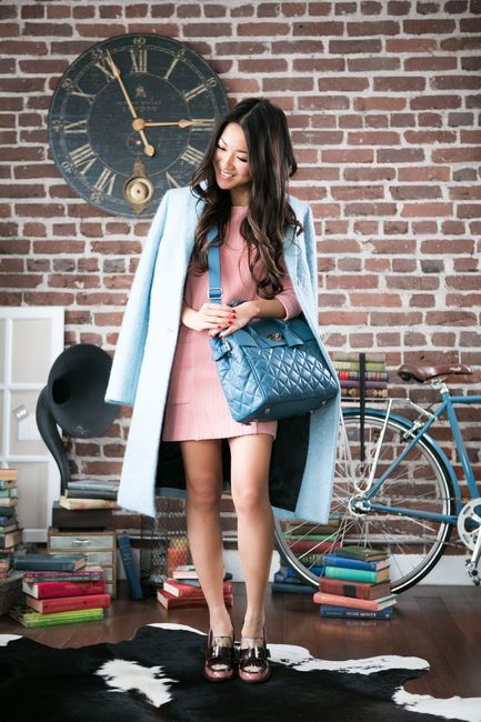Wendy's Lookbook for Mulberry :: A little London in Los Angeles