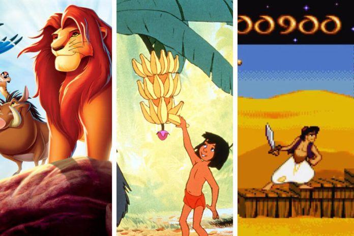 GOG brings back Aladdin, Lion King and Jungle Book