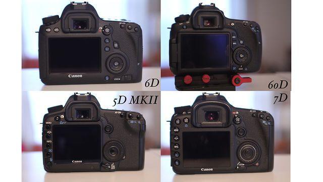 Music Licensed Via Vimeo Music Store Canon Eos 6d Vs 5d Mk2 Vs 7d