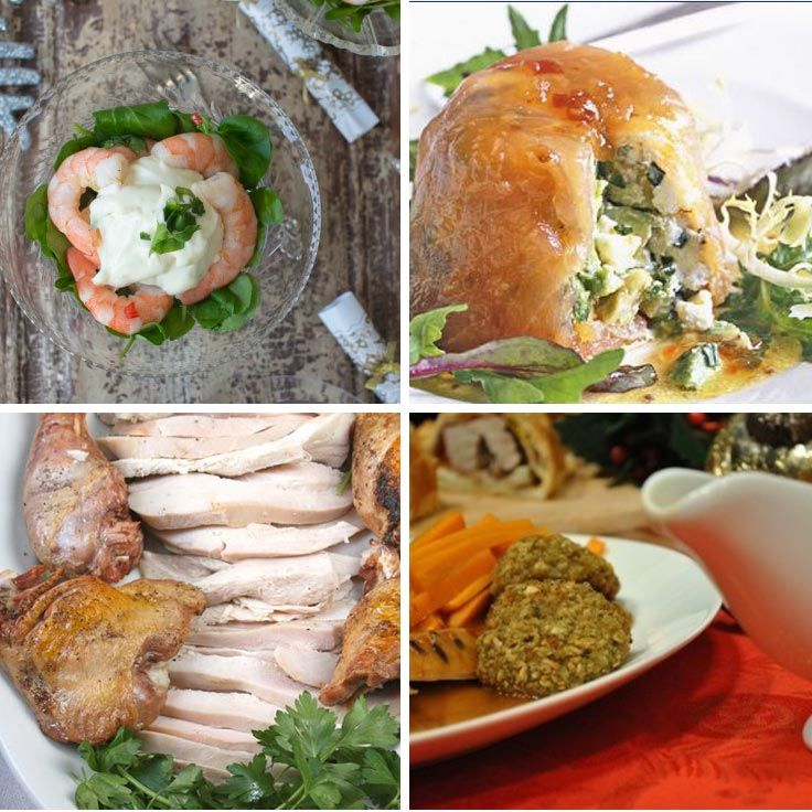 make ahead christmas dinner fill your freezer with festive food ahead of time - Make Ahead Christmas Dinner Recipes