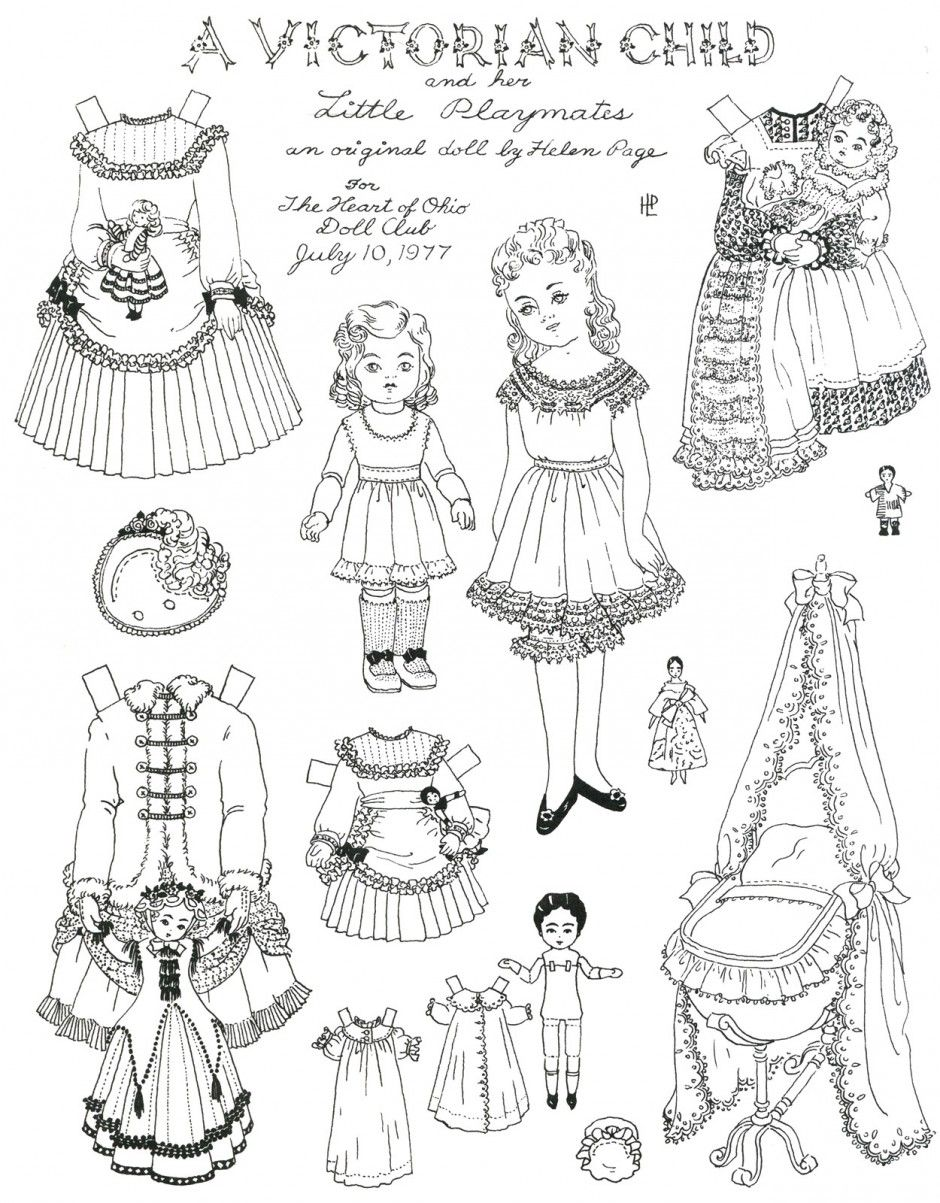 American Girl Doll Coloring Pages – coloring.rocks! | 1203x940