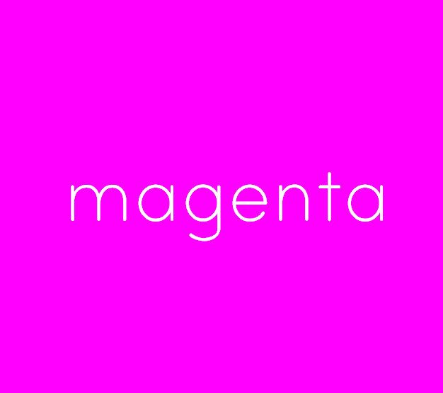 Magenta 255 0 Purple Shire Agate Opposite Colors Pink