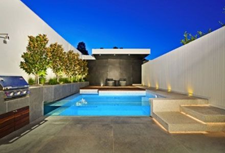 modern swimming pool design Modern Swimming Pool Design Ideas for