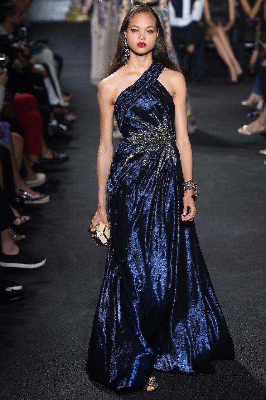 Elie saab fall couture fashion show