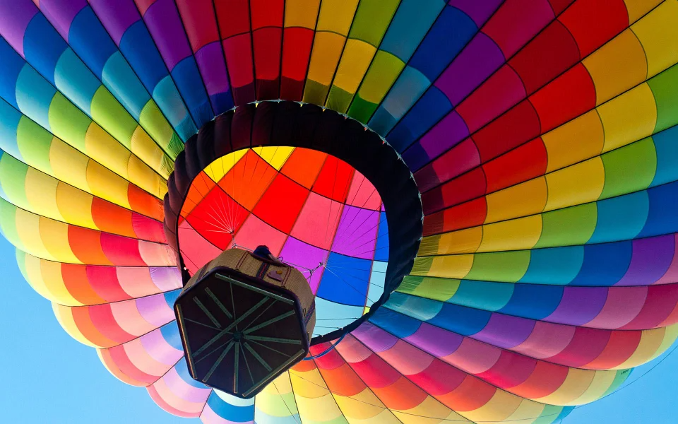 Hot Air Balloon [1920x1080] wallpaper in 2020 Air