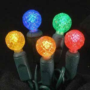 Commercial Grade Rectified Led Light Sets G12 Multi Color Decorating With Christmas Lights Led Holiday Lights Christmas Lights