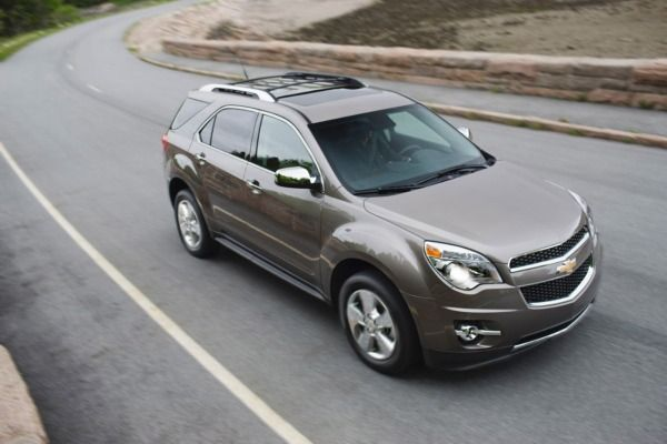 2014 Chevrolet Equinox Earns Four Star Safety Rating From Federal