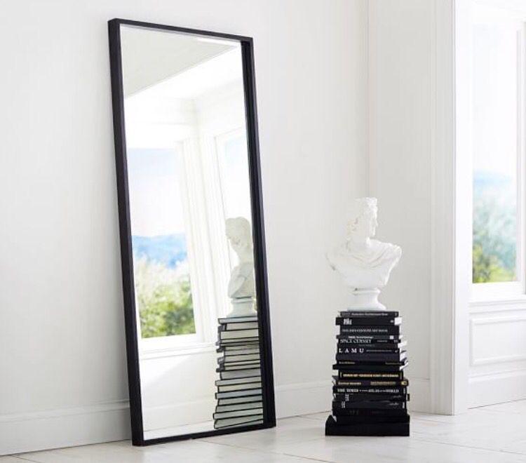 Mirror Floor Mirror Oversized Floor Mirror Floor