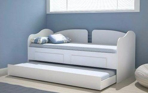 sofa cama marinera con cama auxiliar 1 plaza 2 cajones