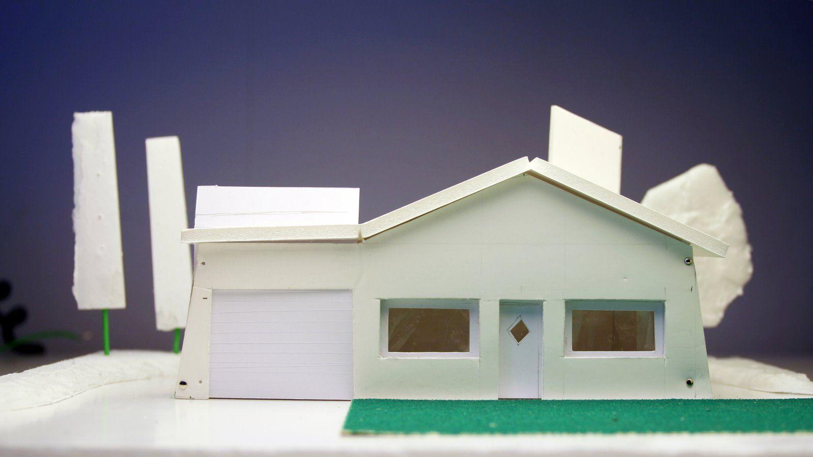 Foam Board House Google Sogning House Outdoor Structures Foam Board