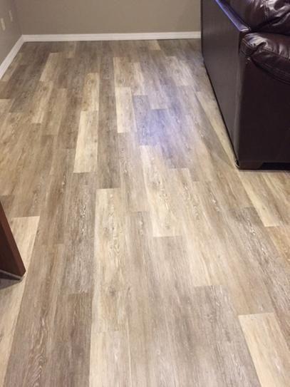 allure 6 in x 36 in khaki oak luxury vinyl plank flooring 24 sq ft case - Allure Plank Flooring