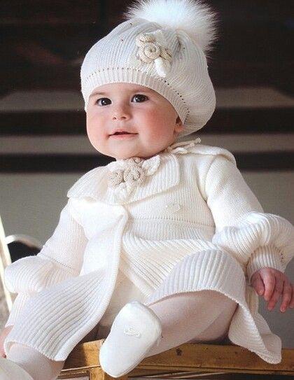 dove acquistare andare online a buon mercato Abito cerimonia battesimo bimba | Vestito battesimo, Abiti di ...