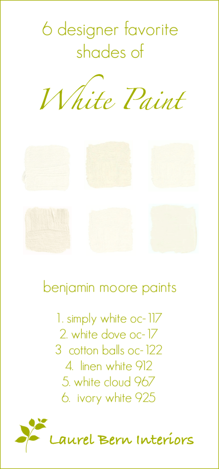the only six white paint trim colors you ll need pinterest paint