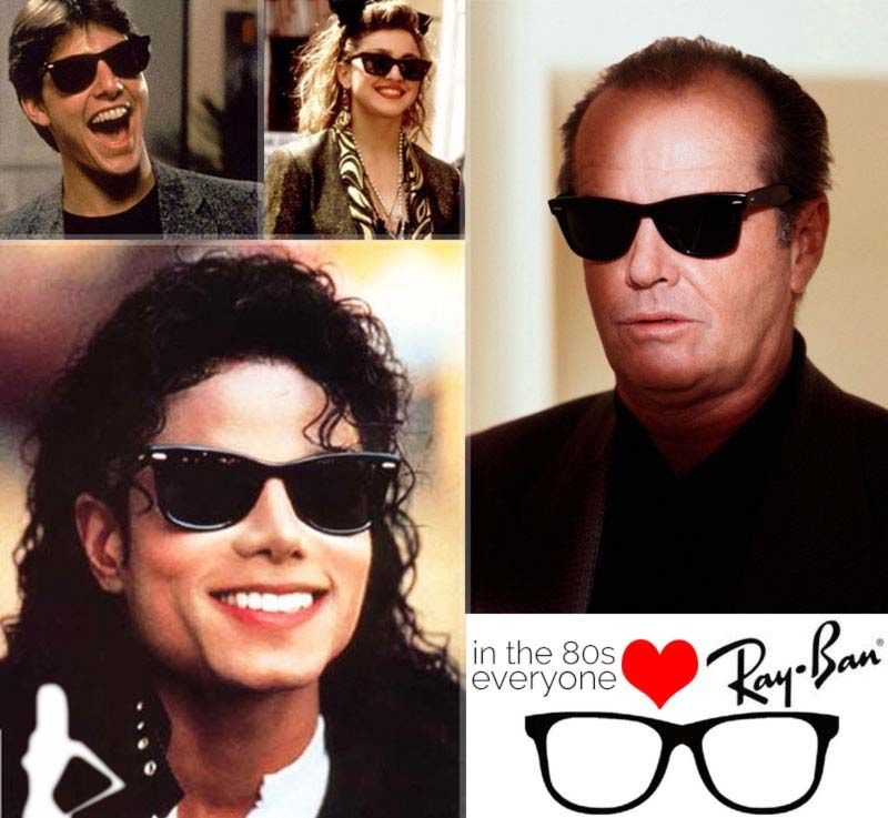 c80e83a9c97 Ray Ban Sunglasses do you think Michael Jackson looked good in ray-ban  sunglasses