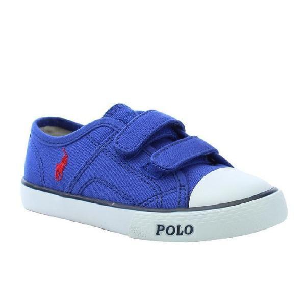 Polo Ralph Lauren Daymon Ez   Kids Footwear   Kizzies   Polo Ralph ... 5656ac2e2684