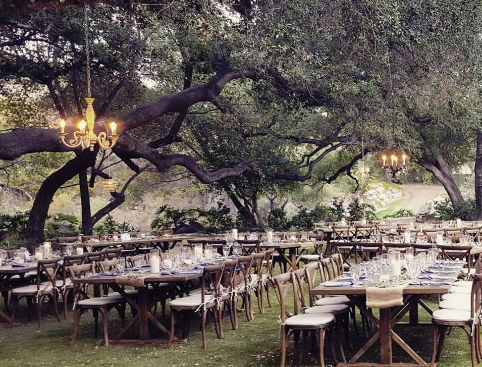 Wedding Locations California Forest Venue Rustic Dream Plan Your