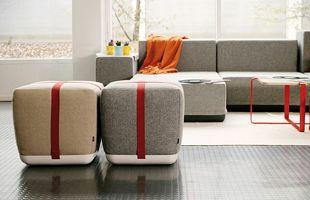 The Minimalist // RS Barcelona furniture
