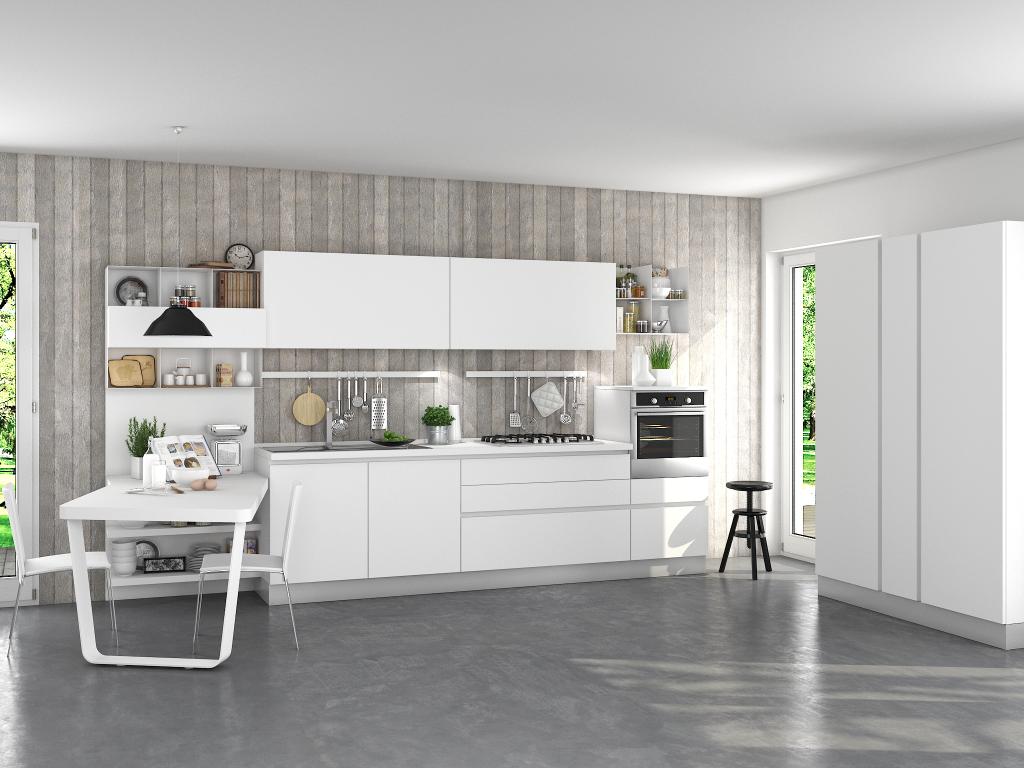 Immagina Neck - Cucine Lube | cucine moderne | Pinterest