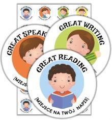 Naklejki Motywacyjne Jezyk Angielski Nasze Produkty