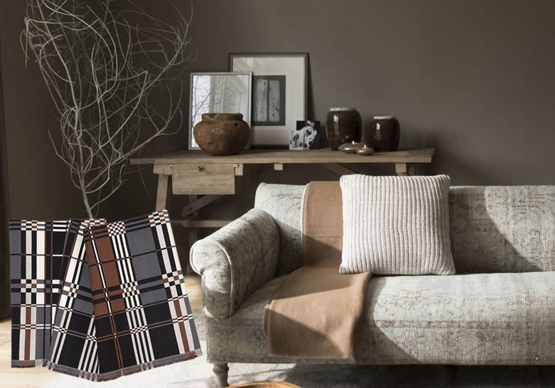 couleur mur tendance 2016 10 soufflant salon flamant tissu saint jean de luz en viscose. Black Bedroom Furniture Sets. Home Design Ideas