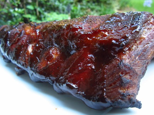 Dr. Pepper Ribs