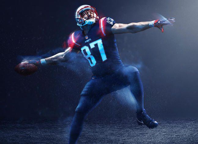 best service e8e32 813e0 color rush jerseys | New England Patriots | Patriots color ...