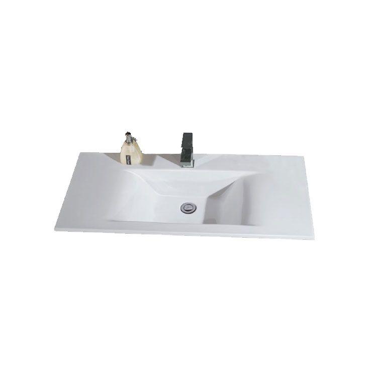 Eago Waschbecken Bb127 1e Einbau 80cm Breit In 2020 Badezimmer Waschbecken Waschbecken Einbauwaschbecken