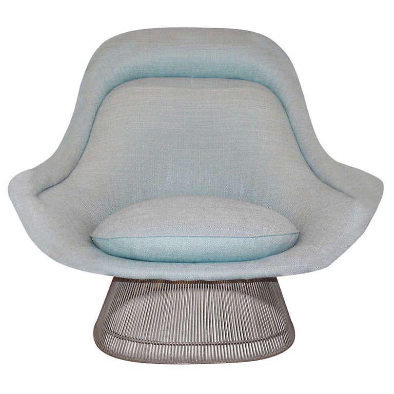 1stdibs.com   Warren Platner Lounge Chair By Knoll, 1966