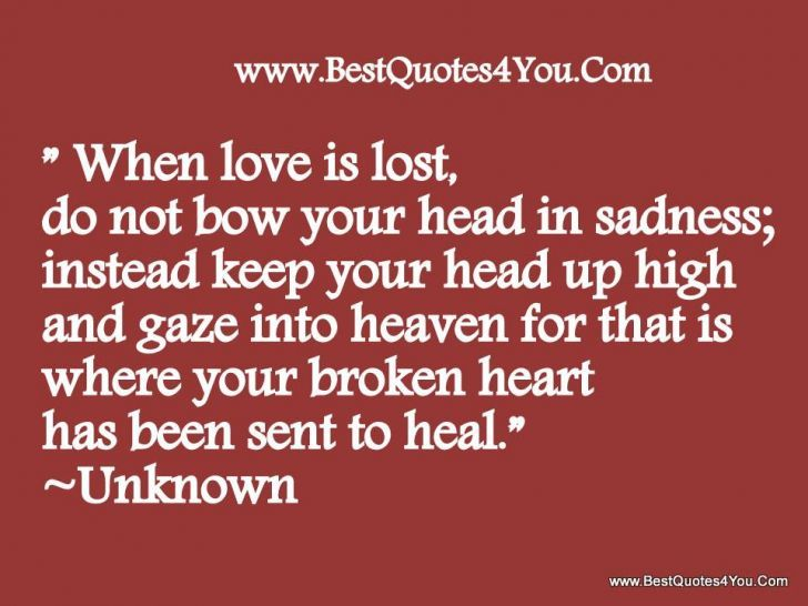 Love-Lost-Quotes-for-Broken-Heart-People-152 | Qoutes | Pinterest ...