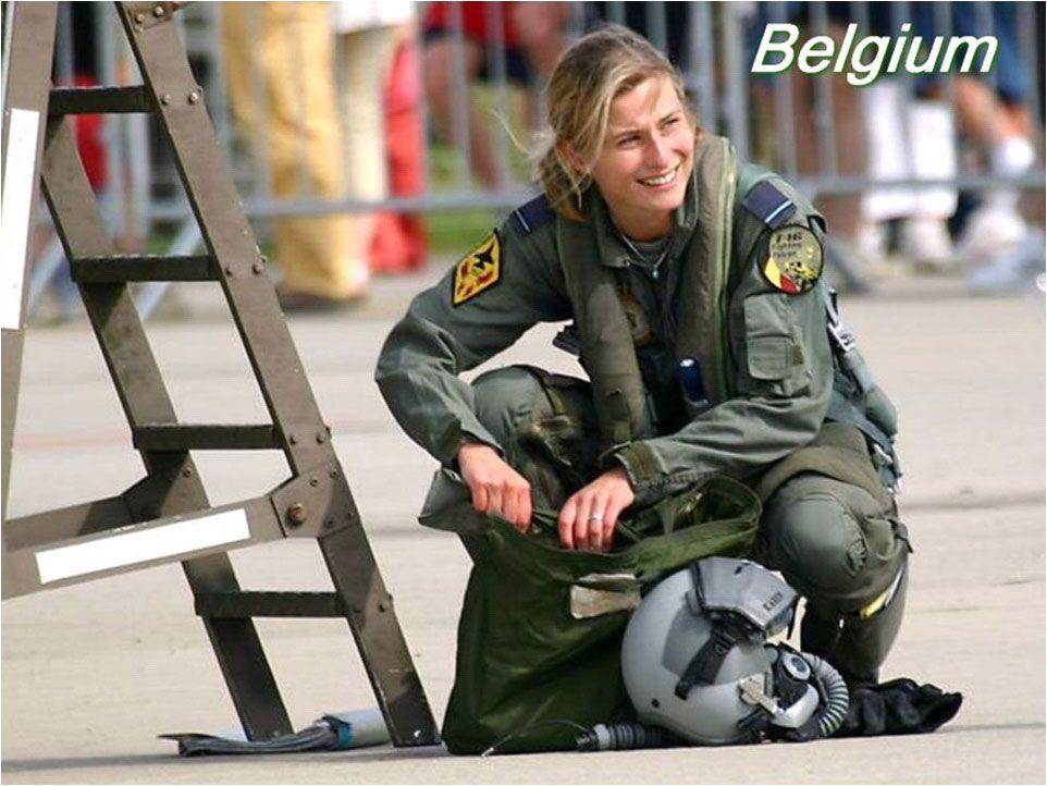 belgian women