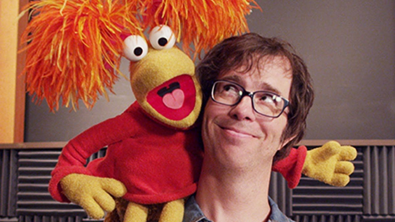 Ben Folds Five Do It Anyway And It Features Fraggle Rock Best Video Ever Ben Folds Theme Tunes Music Videos