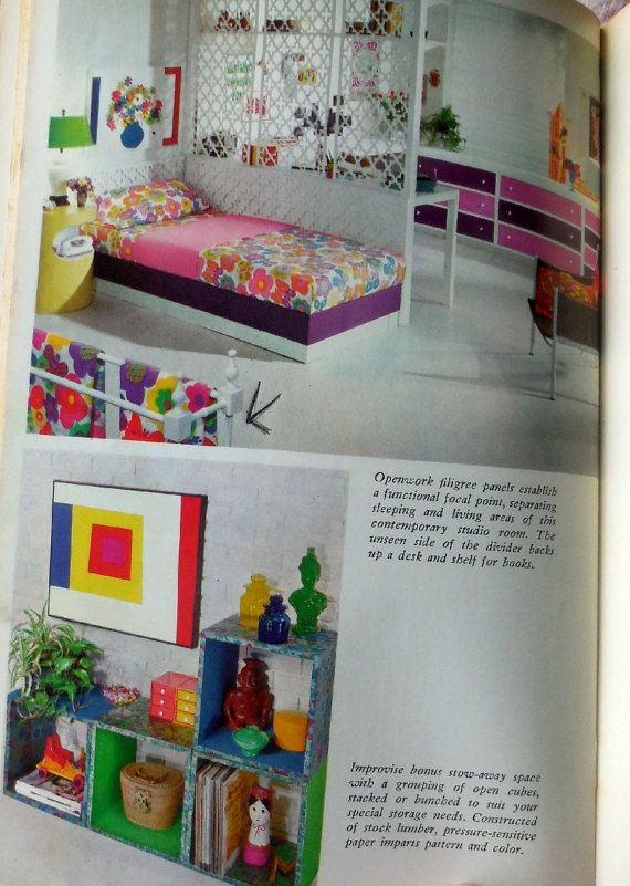 Vintage Mod Home Decor Book 25 Decorating Ideas Under 100