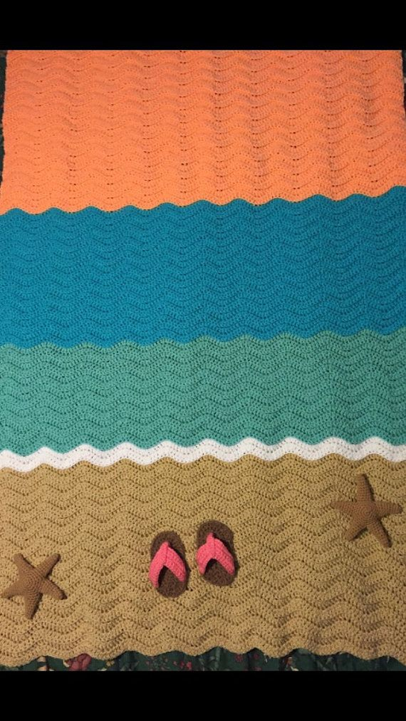 Beach Summer Flip Flops Starfish Throw Blanket By Notrichnotfamous Custom Flip Flop Throw Blanket
