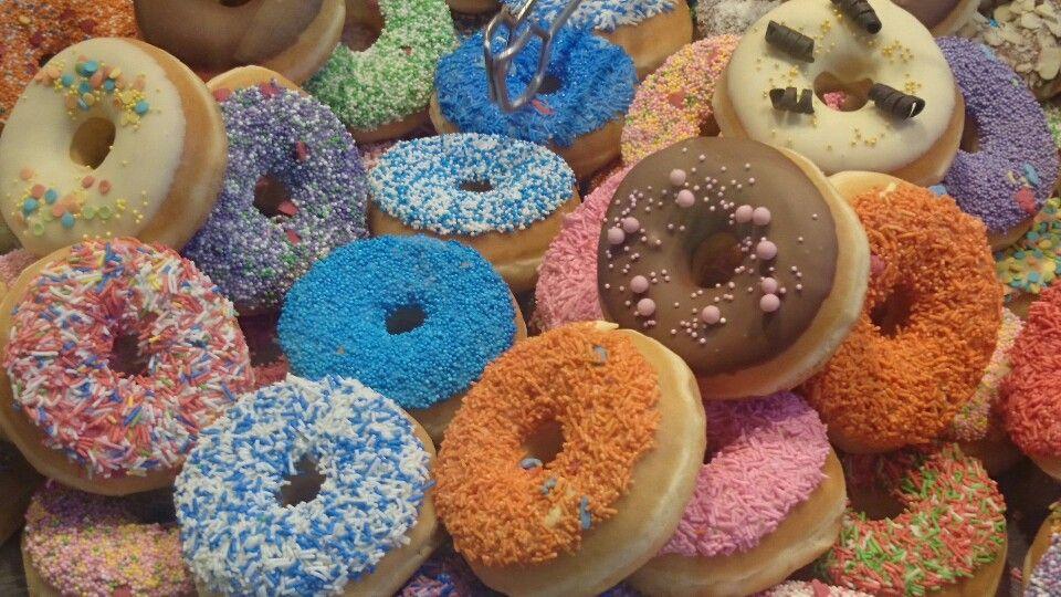 Donuts @markthal Rotterdam