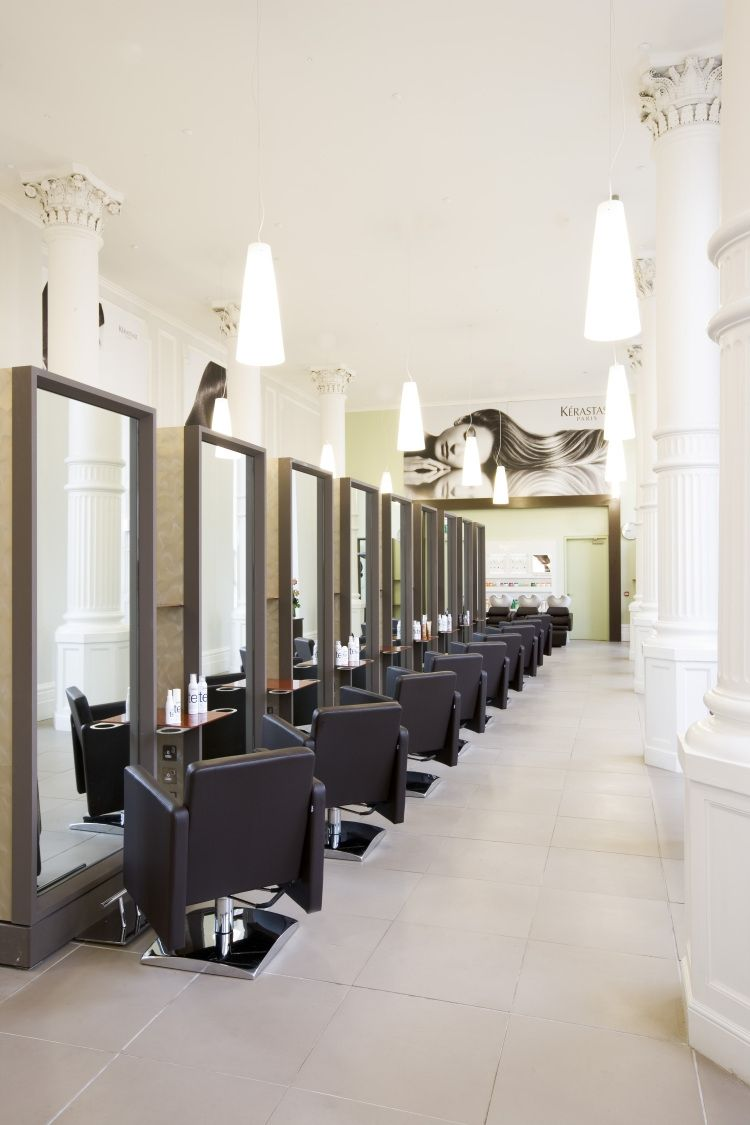 Small hair salon design ideas hair salon