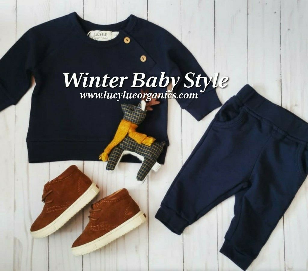 Winter Baby Style With Lucy Lue Organics Shop This Exclusive Today